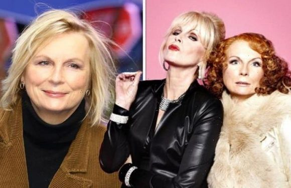 Ab Fab's Jennifer Saunders hits out at 'woke brigade' for destroying comedy 'F**k off!'