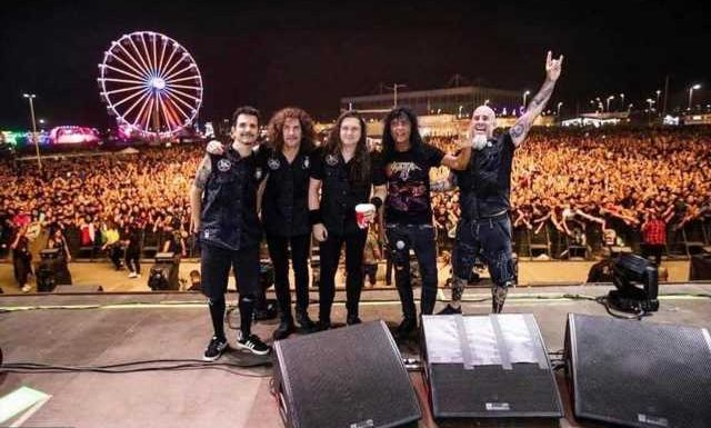 Anthrax to Commemorate 40th Anniversary With Global Livestream Event