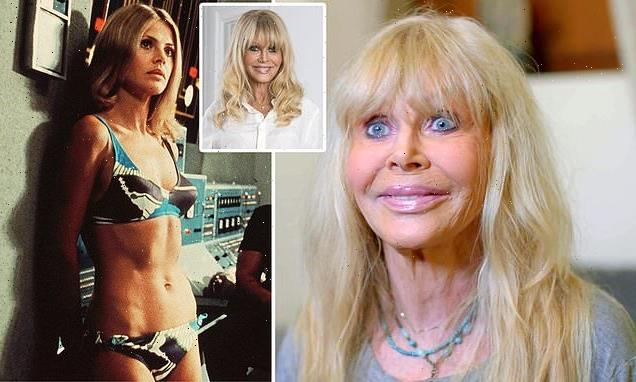 Bond girl Britt Ekland says she 'ruined her face' with lip fillers