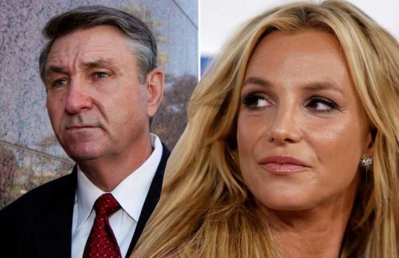 Britney Spears 'will NOT appear in person' for court hearing when she fights to remove dad Jamie from conservatorship