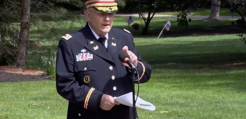 Censored veteran will get another chance to give speech