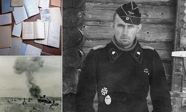 Diaries of a soldier broken by the horrors of Operation Barbarossa