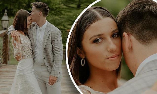 Duck Dynasty star Bella Robertson, 18, marries Jacob Mayo