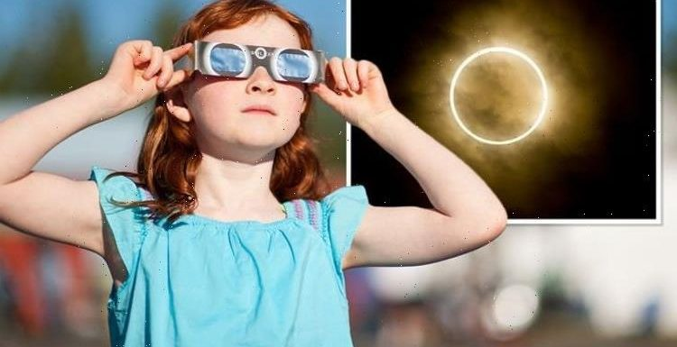 Eclipse glasses: What to look out for when buying glasses for the Ring of Fire eclipse