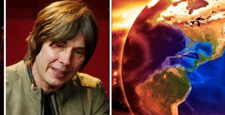 End of the world: Brian Cox backs exploitation of 'unlimited resources' in space