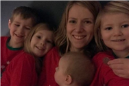 Family's heartbreak after mum and 3 kids killed when car swerved onto wrong side of road
