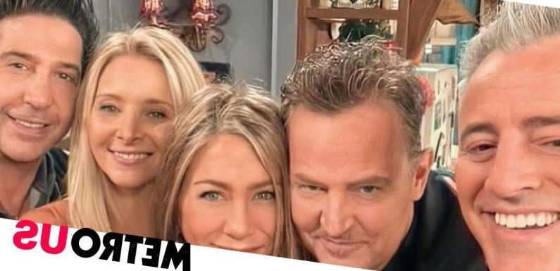 Friends Reunion's most crucial moment almost ruined by backstage disaster