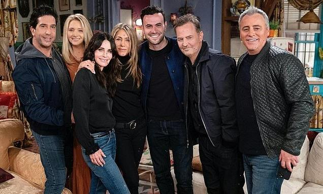 Friends: The Reunion director responds to lack of diversity criticism