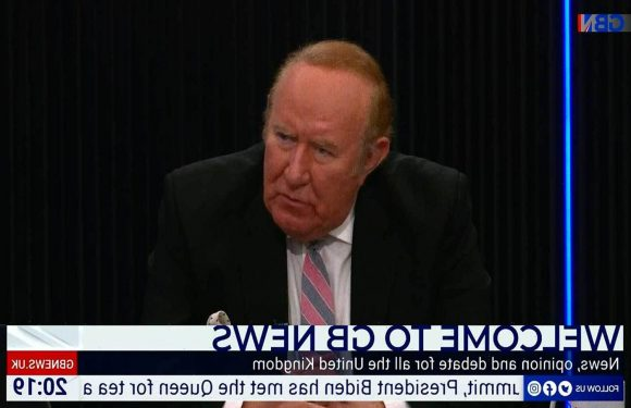 GB News hit by tech problems and 'fuzzy' picture as Andrew Neil launches channel with rallying speech