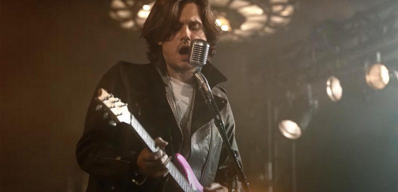 Guns N' Poses: How John Mayer's New Video Nods to 'Sweet Child o' Mine'