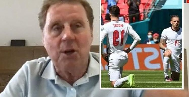 'How long can we keep doing it for?' Harry Redknapp questions footballers taking the knee