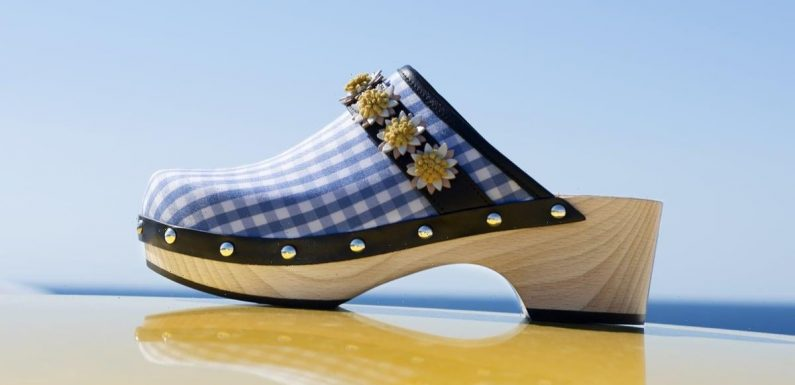 """How the Humble Clog Became 2021's """"It"""" Shoe"""