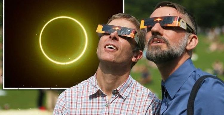 Is it safe to look at a solar eclipse? Astronomer warns of 'permanent eye damage'