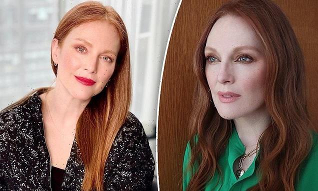 Julianne Moore, 60, reveals the secrets behind her flawless visage