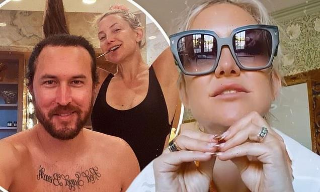 Kate Hudson takes to Instagram before having sex for 'fit points'