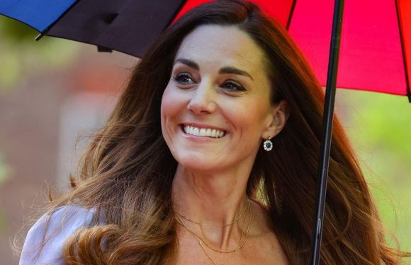 Kate Middleton stuns as she steps out to launch Centre for Early Childhood