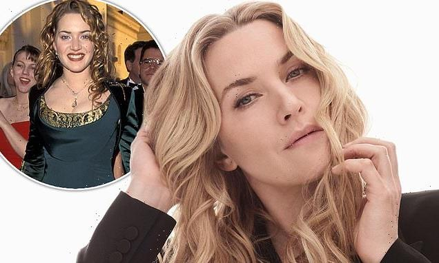 Kate Winslet discusses ageing and says she is 'going easy' on herself