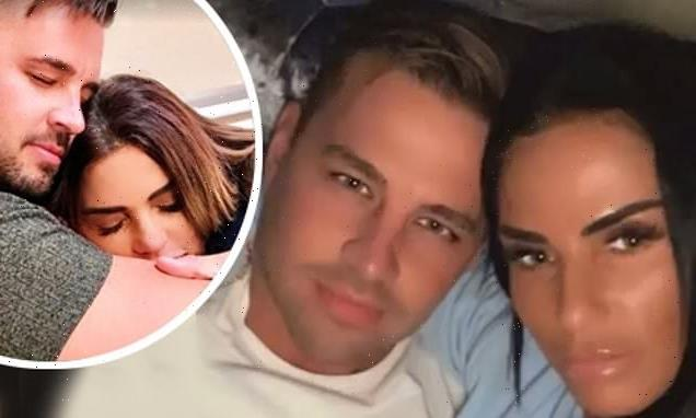 Katie Price pays tribute to fiancé Carl Woods on first anniversary