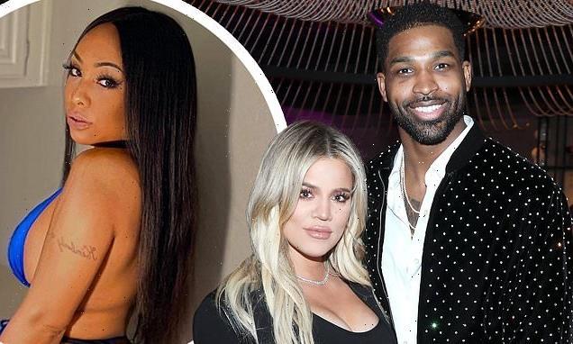 Khloe Kardashian threatens to sue Tristan Thompson's fling
