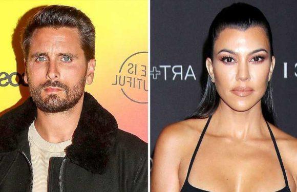 Kourtney Kardashian Says She and Scott 'Have Not' Been Intimate Since Split