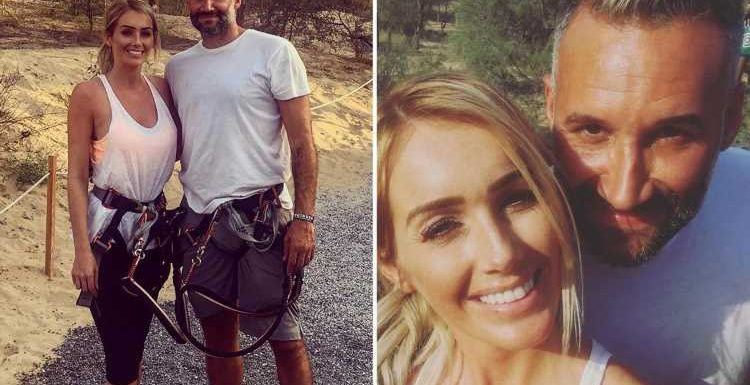 Laura Anderson, 32, and Dane Bowers, 41, 'talking about marriage and babies' just six weeks after getting back together