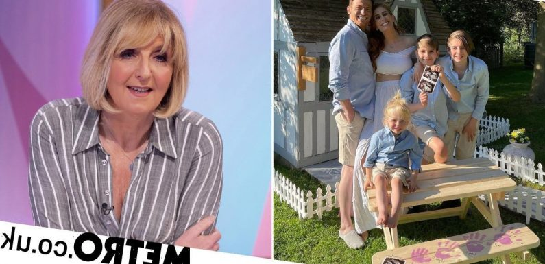 Loose Women's Kaye Adams almost let slip Stacey Solomon's pregnancy