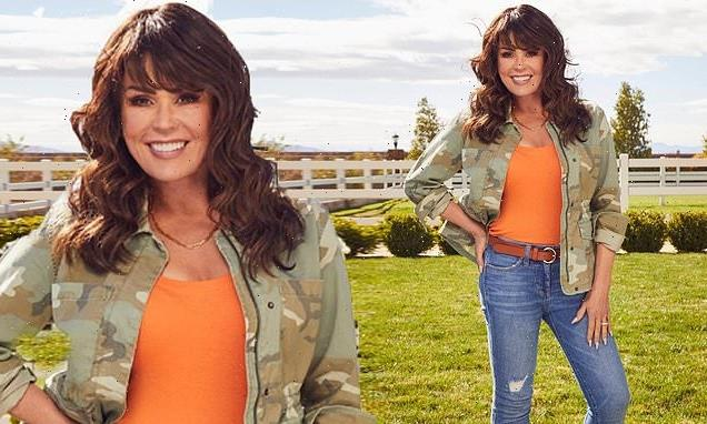 Marie Osmond, 61, in skinny jeans after leaving The Talk