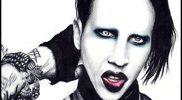 Marilyn Manson Wanted For Alleged 2019 Assault In New Hampshire