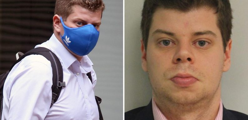 Married Met cop who investigated sexual offences filmed woman in the shower before pretending he was looking for razor