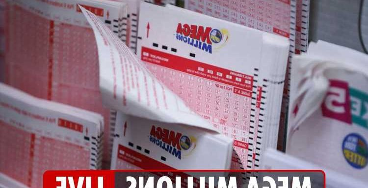 Mega Millions results LIVE: Winning numbers for Friday, June 4 – $45million jackpot