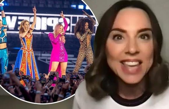 Mel C insists Spice Girls 'would be fools' not to tour again