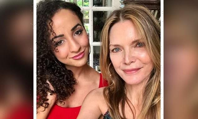 Michelle Pfeiffer shares a rare sweet selfie with her daughter Claudia