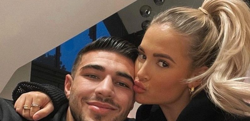 Molly-Mae Hague targeted by vile sexual slurs at Tommy Fury's boxing match