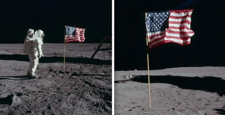 NASA Moon landing: Why did the Apollo 11 flag wave and flap in space?