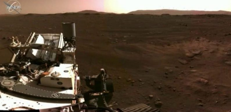 NASA's Perseverance Mars rover marks 100 days on the red planet
