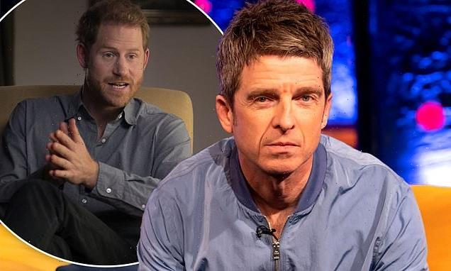 Noel Gallagher SLAMS Prince Harry for 'dissing his family'