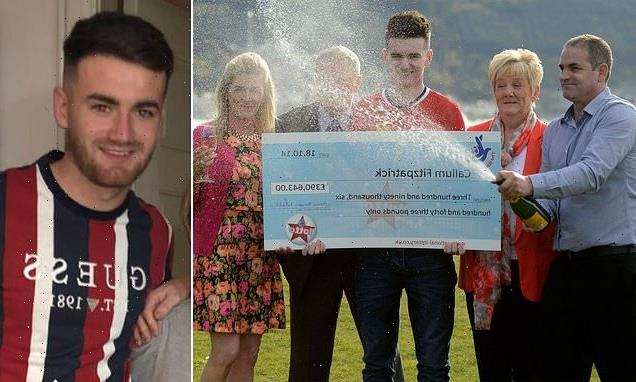 One of Britain's youngest Lotto winners dies suddenly aged 23