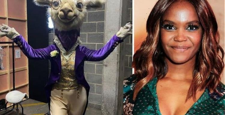 Oti Mabuse: The Masked Dancer judge 'blown away' over Zoe Ball's unveiling as Llama