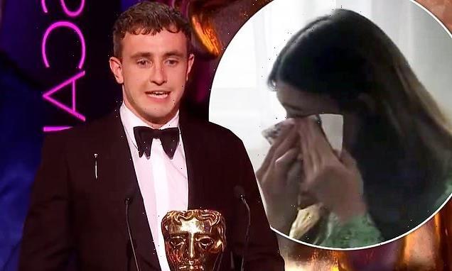 Paul Mescal dedicates Leading Actor win to Daisy Edgar-Jones