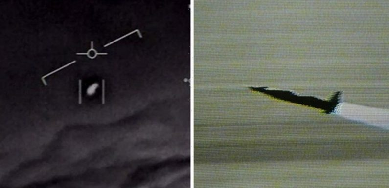 Pentagon UFO report 'may hide hypersonic weapon Cold War' between US and China