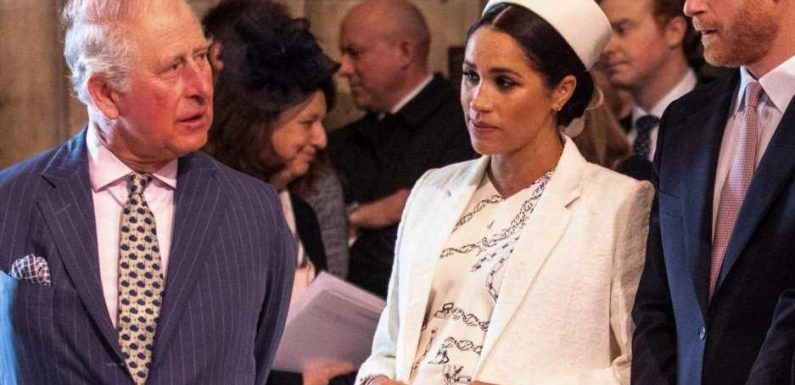 Prince Charles' 'secret nickname' for Meghan Markle shows exactly how he feels about her, expert says