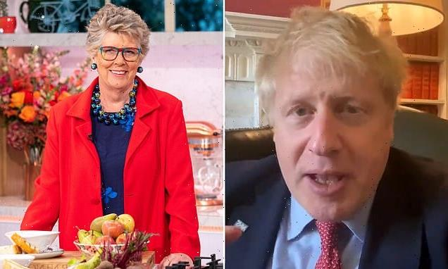 Prue says catching Covid means Boris knows truth about hospital food