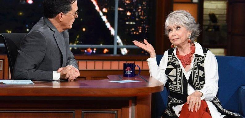 Rita Moreno talks Hollywood colorism criticism while defending Lin-Manuel Miranda: 'You can never do right'