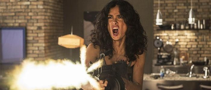 """Salma Hayek Was a Finalist for 'The Matrix,' But Wasn't Down for the Whole """"Running"""" Thing"""