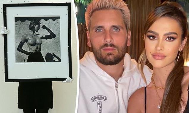 Scott Disick, 38, splashes out $57K on racy artwork for Amelia Hamlin