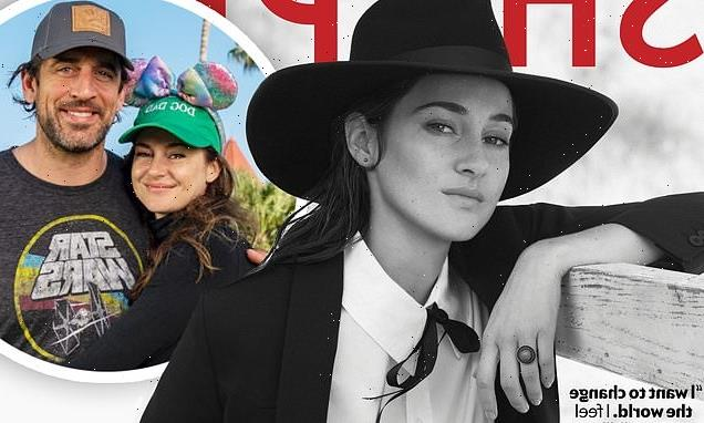 Shailene Woodley and Aaron Rodgers 'jumped headfirst' into a romance