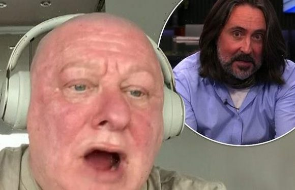 Shaun Ryder drops the F-bomb live on GB News while discussing ADHD