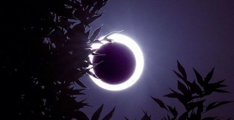 Solar Eclipse 2021: Will ring of fire eclipse be visible from the UK?