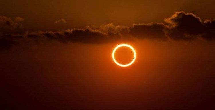 Solar eclipse June 10: What is a ring of fire eclipse?