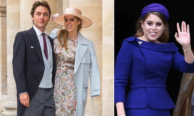 TALK OF THE TOWN: Princess Beatrice and hires a £1,000-a-week nanny